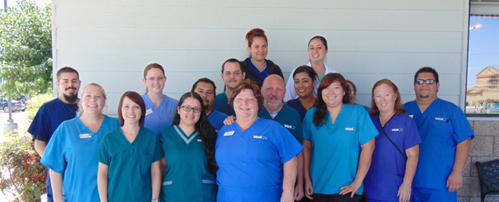 Homepage Team Picture of VCA Mesa Animal Hospital