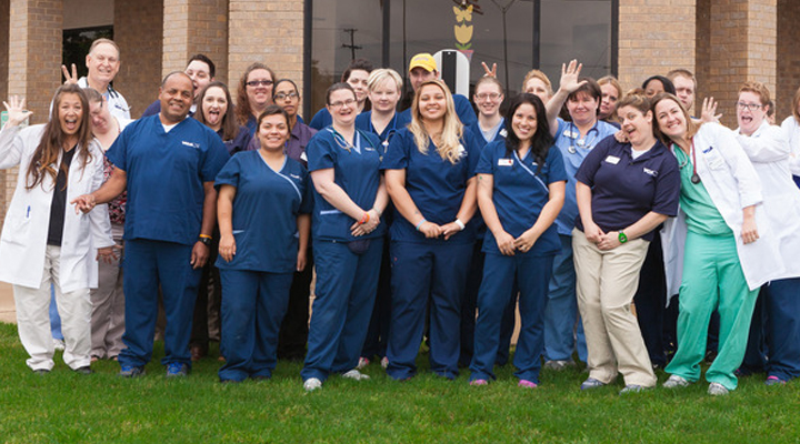 Homepage Team Picture of VCA Metroplex Animal Hospital