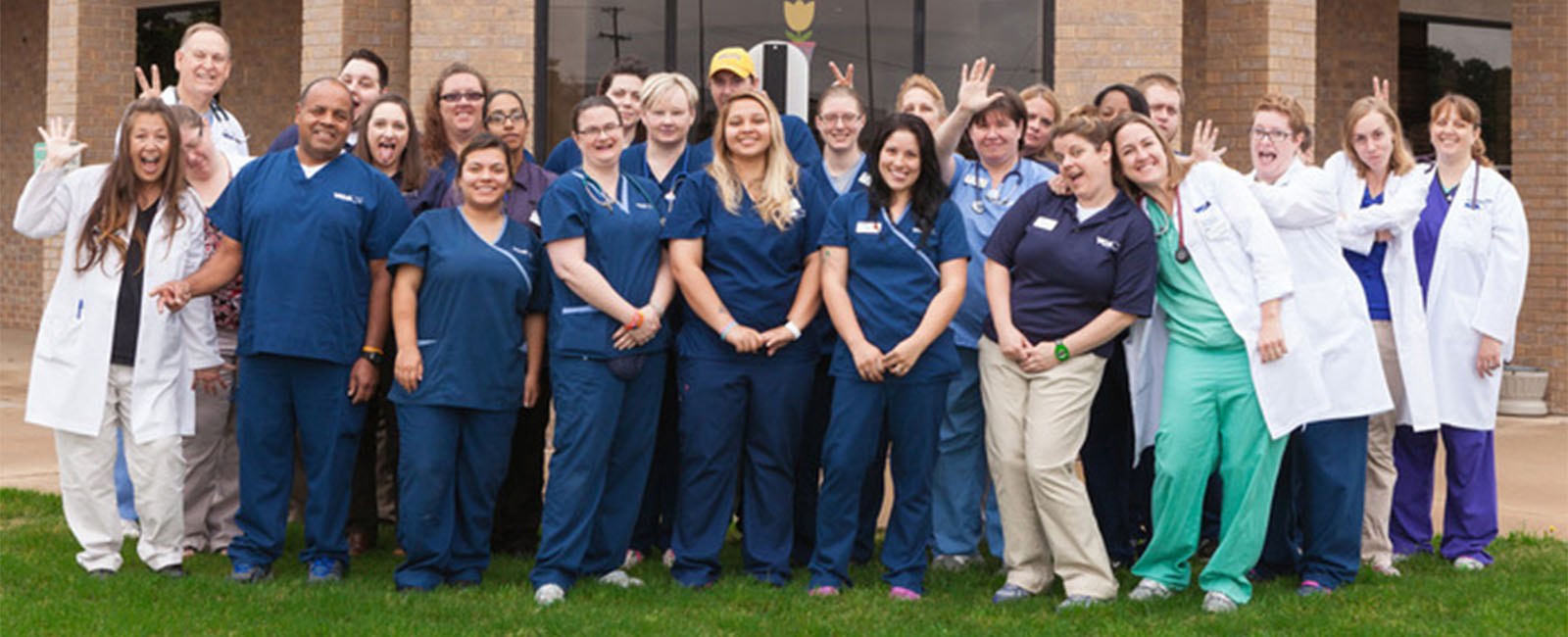 Homepage Team Picture of VCA Metroplex Animal Hospital & Pet Lodge