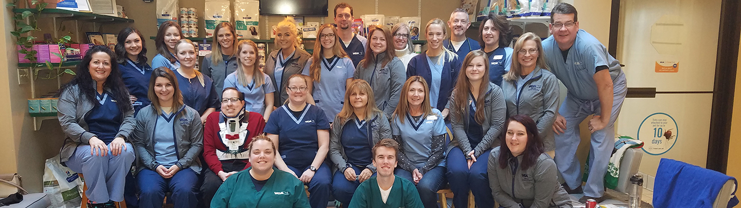 Team Picture of VCA Mill Run Animal Hospital