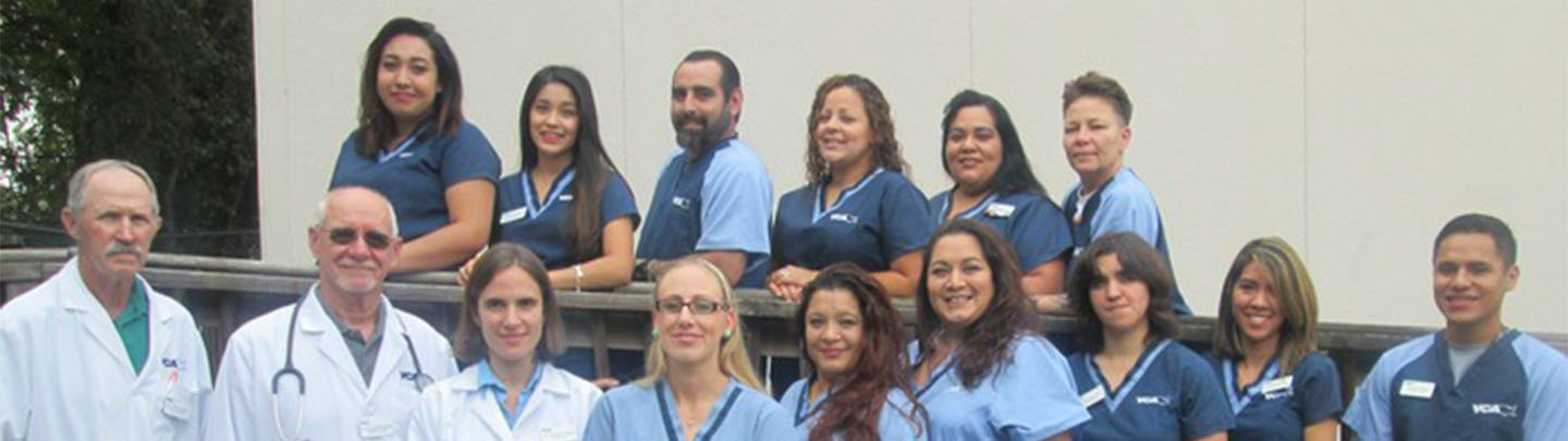 Team Picture of VCA Mission Animal Hospital