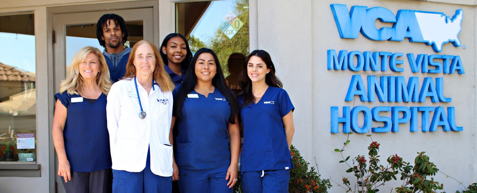 Team Picture of VCA Monte Vista Animal Hospital