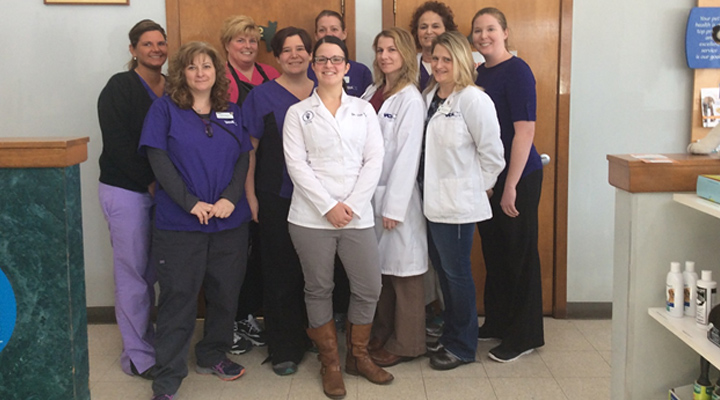 Homepage Team Picture of VCA Montgomery Road Animal Hospital