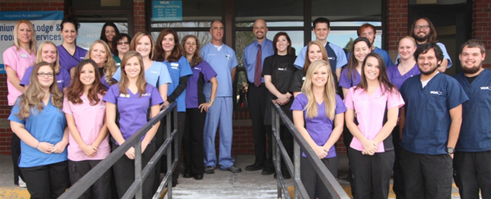 Homepage Team Picture of VCA Mountainview Animal Hospital & Pet Lodge