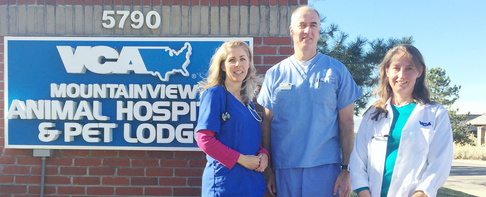 Team Picture of VCA Mountainview Animal Hospital & Pet Lodge