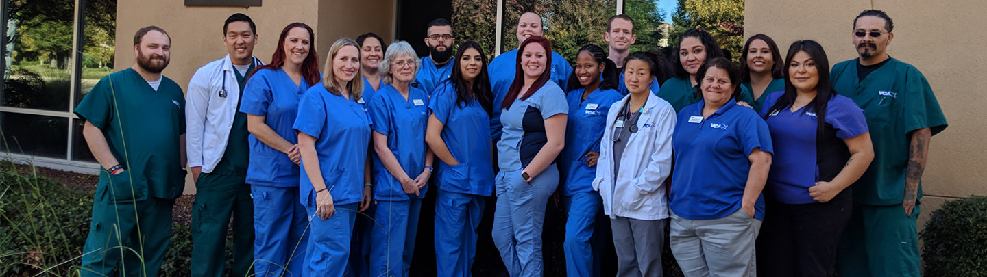 Team Picture of VCA Natomas Animal Hospital