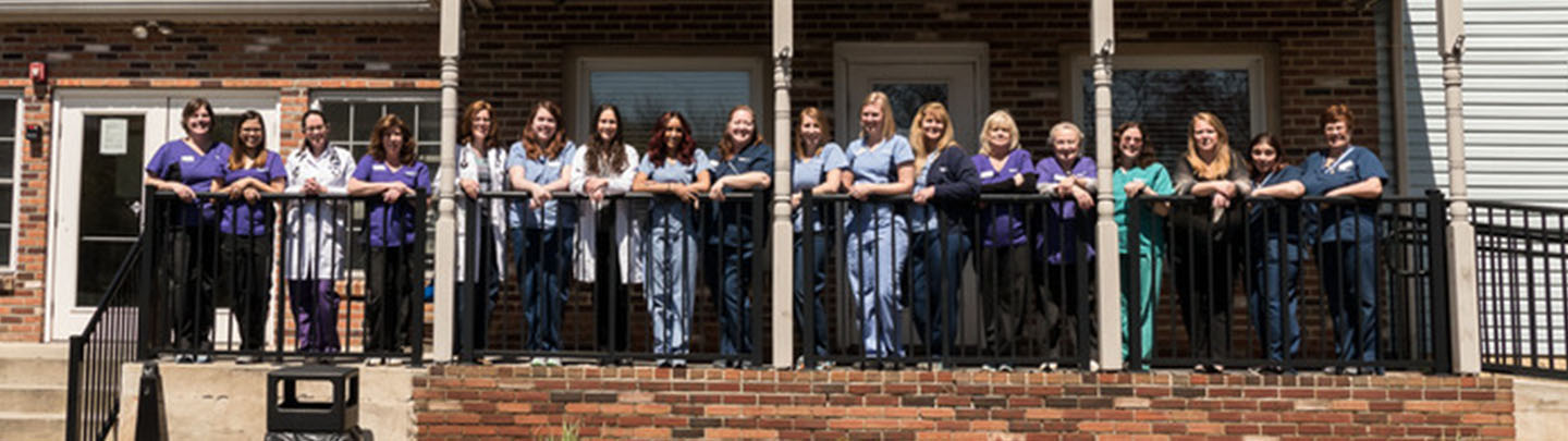 Team Picture of VCA Neshaminy Animal Hospital