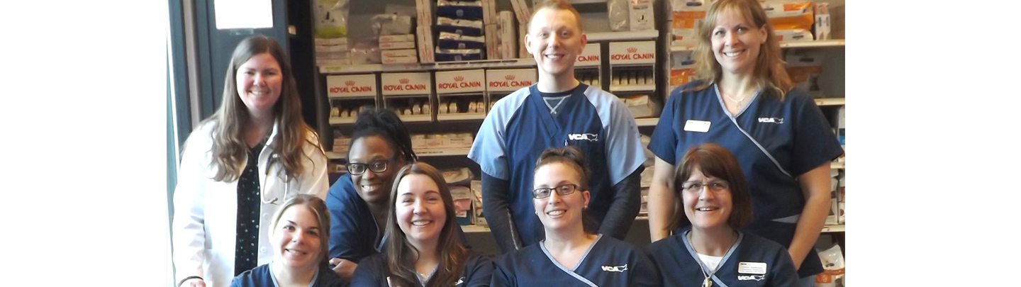 Team Picture of VCA Newark Animal Hospital