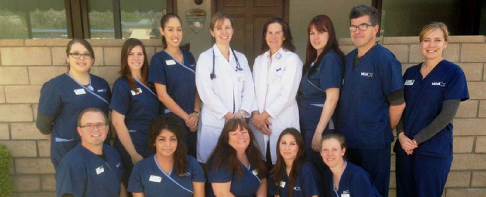 Homepage Team Picture of VCA Northside Animal Hospital