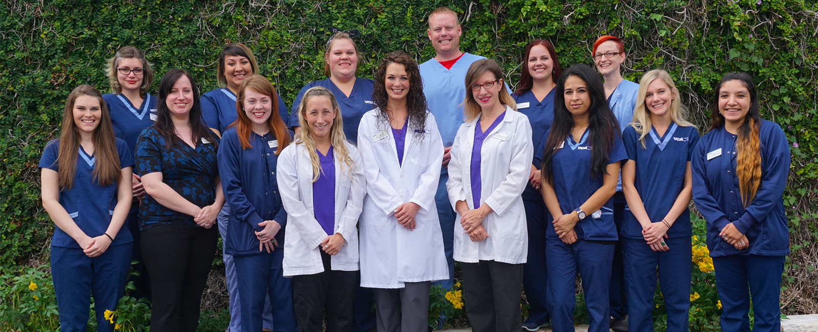 Team Picture of Northwest Hills Animal Hospital