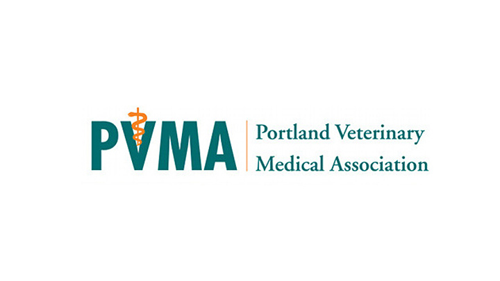 Portland Veterinary Medical Association logo