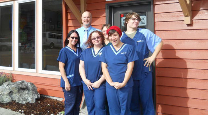 Team Picture of VCA Olympic Animal Hospital
