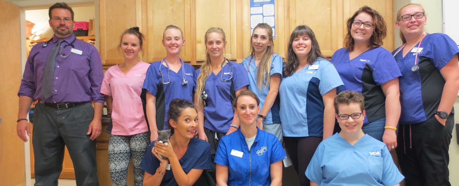 Team Picture of VCA Oquirrh Hills Animal Hospital