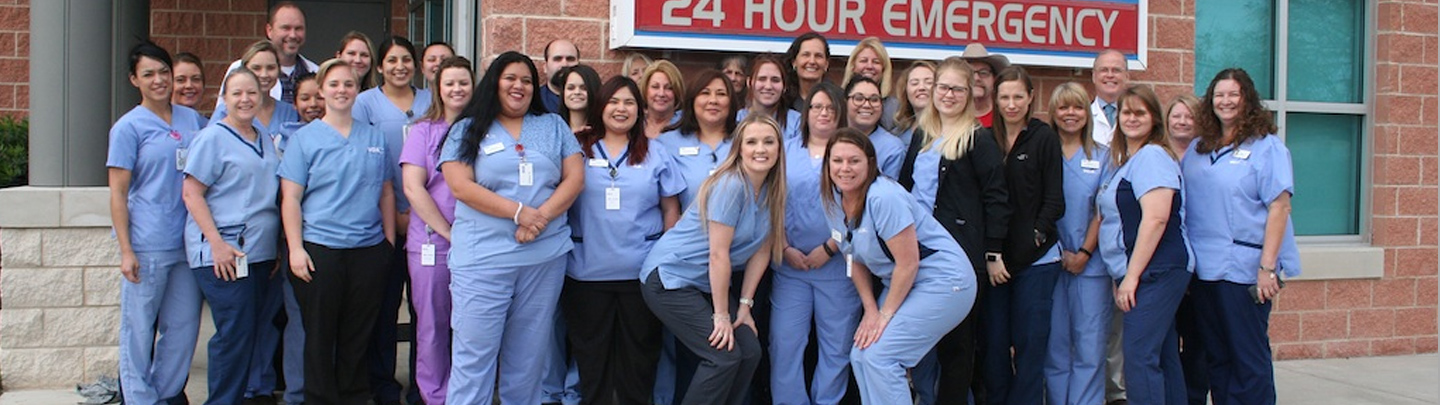 Team Picture of VCA Oso Creek Animal Hospital and Emergency Center