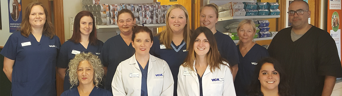 Team Picture of VCA Owasso Animal Hospital