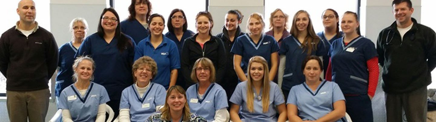 Team Picture of VCA Pahle Animal Hospital
