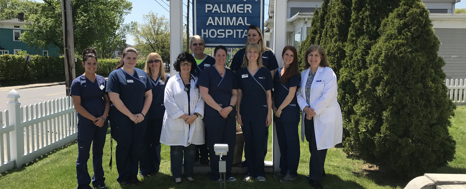 Hospital Picture of VCA Palmer Animal Hospital