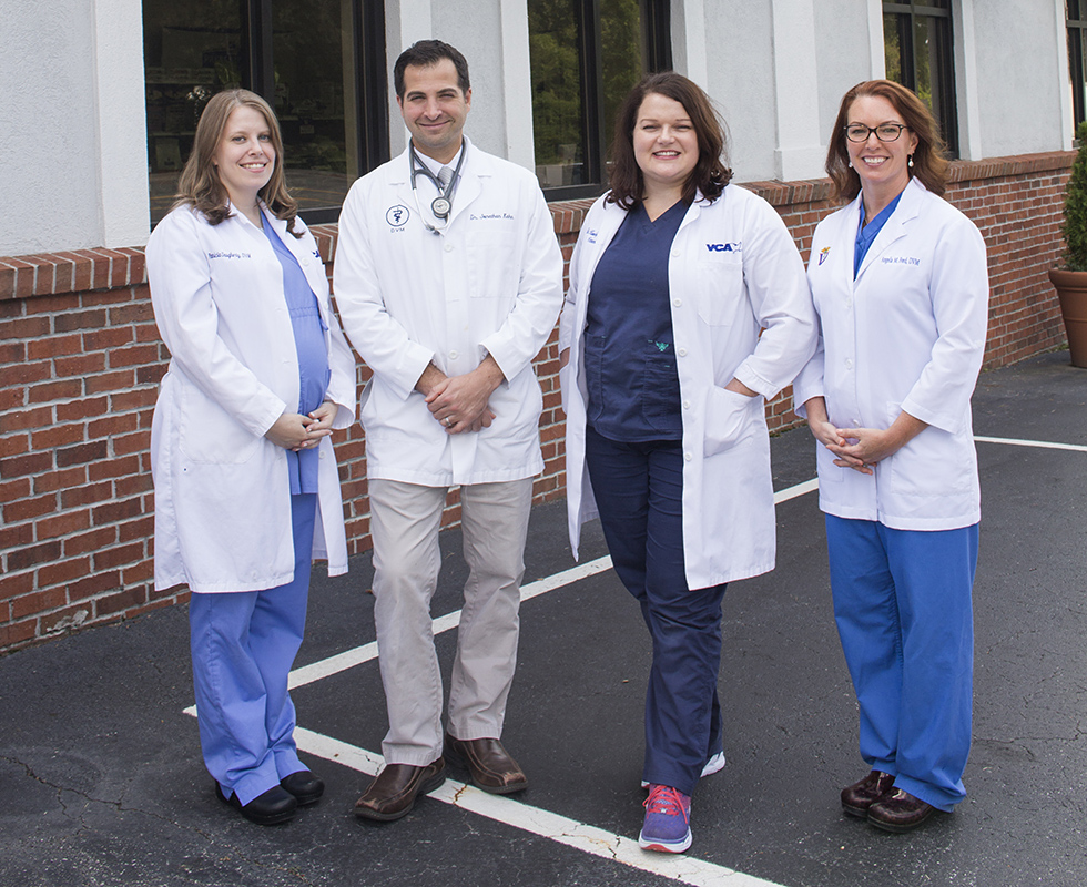 VCA Peachtree Animal Hospital Veterinarians