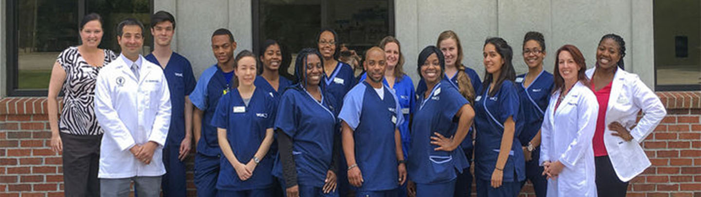 Team Picture of VCA Peachtree Animal Hospital