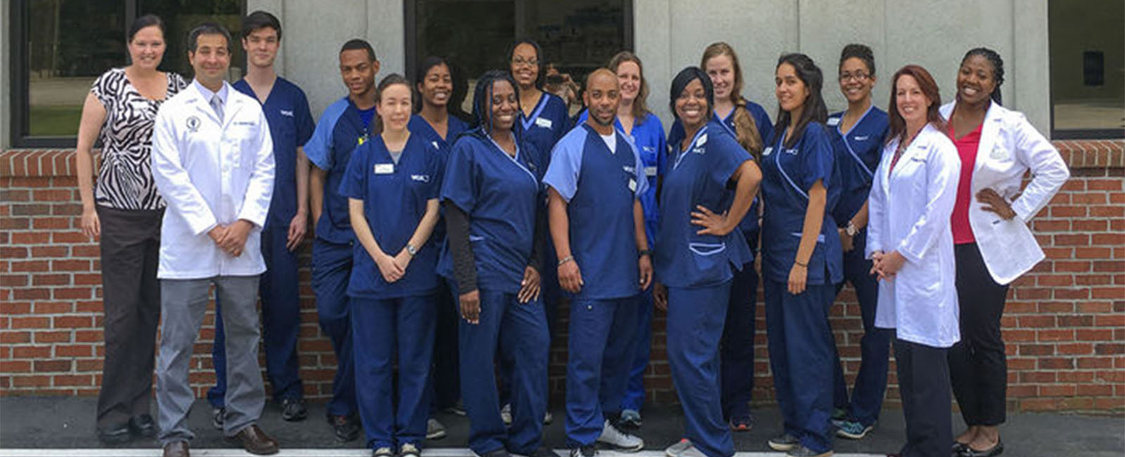 Homepage Team Picture of VCA Peachtree Animal Hospital