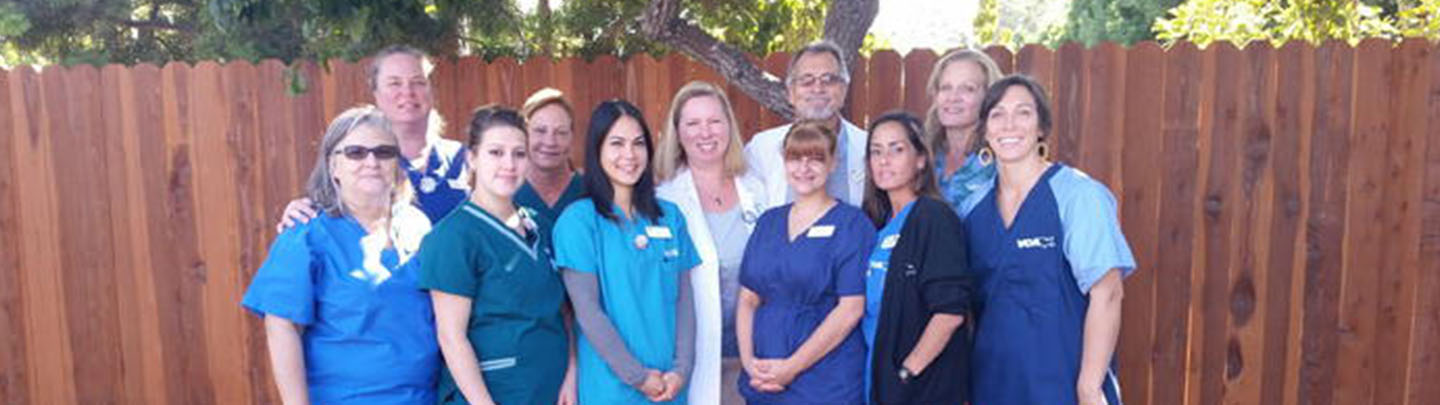 Team Picture of VCA Peninsula Animal Hospital