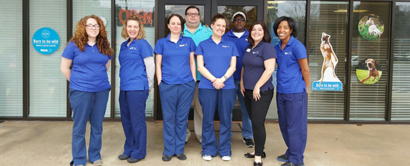 Homepage Team Picture of VCA Pets Are People Too Veterinary Hospital
