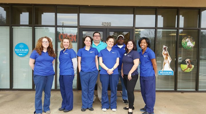 VCA Pets Are People Too Chamblee Animal Hospital - Our Team