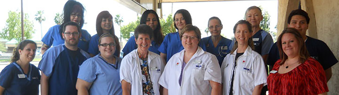 Team Picture of VCA Phoenix West Animal Hospital