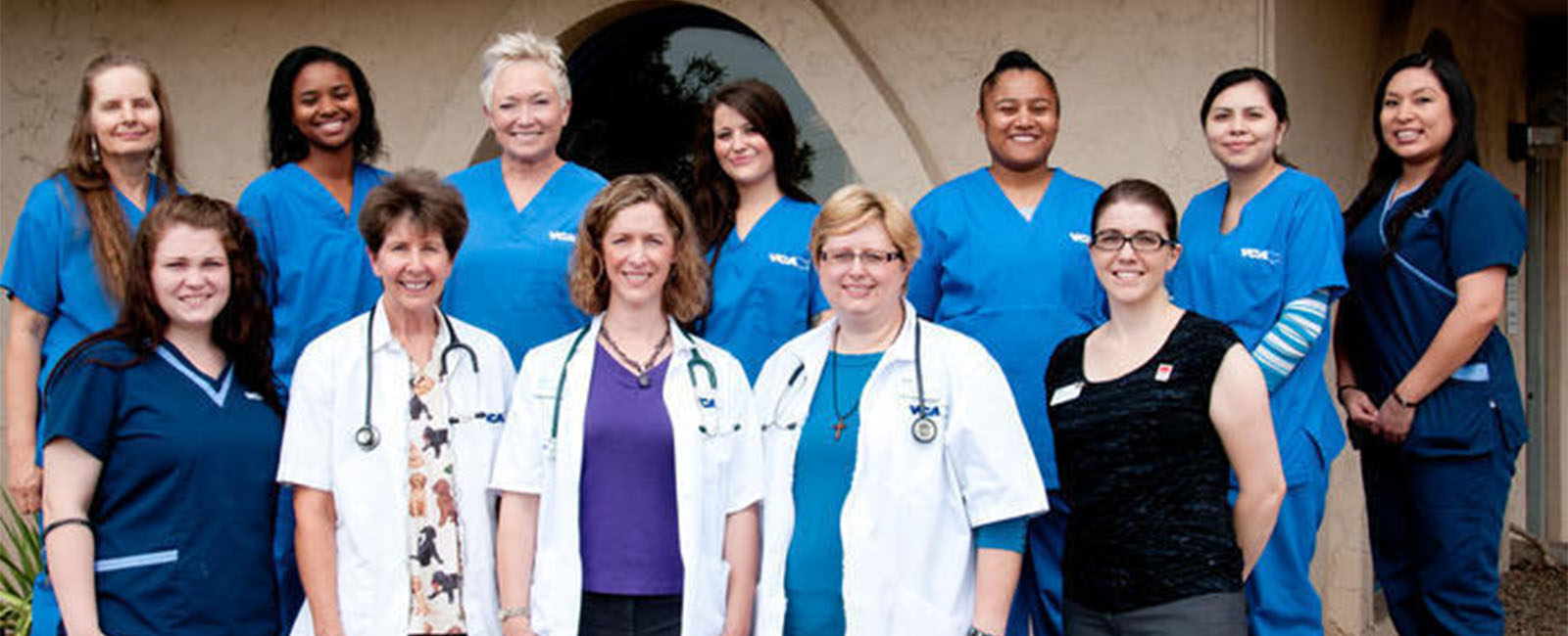 Homepage Team Picture of VCA Phoenix West Animal Hospital