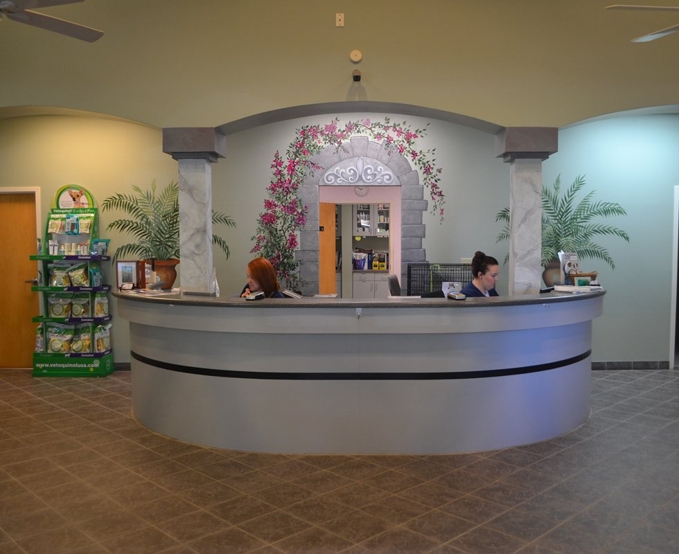Hospital Picture of VCA Piedmont Animal Hospital