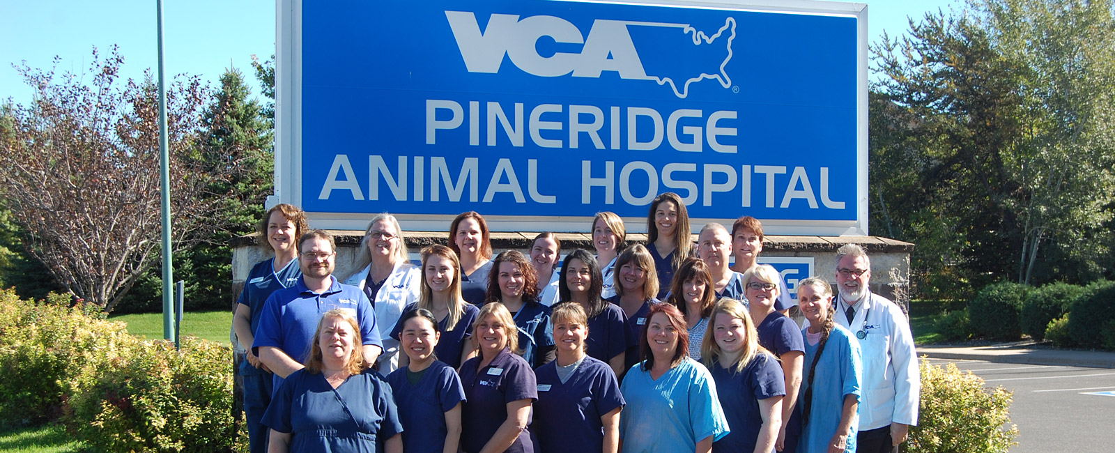 Team Picture of VCA Pineridge Animal Hospital