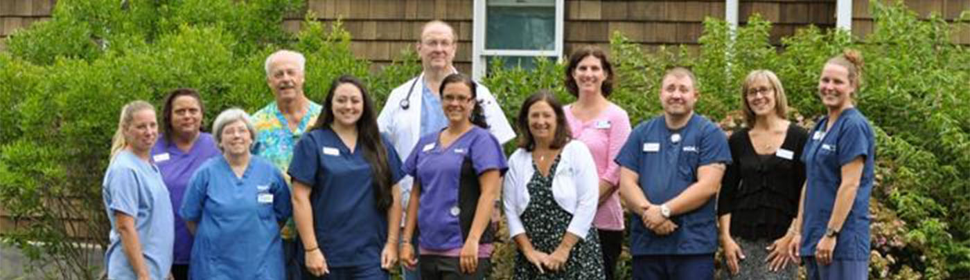 Team Picture of VCA Pleasant Bay Animal Hospital