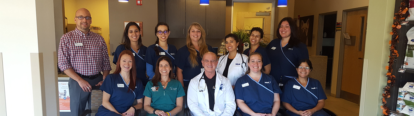 Team Picture of VCA Promenade Animal Hospital
