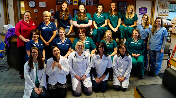 Team Picture of VCA Redmond Animal Hospital