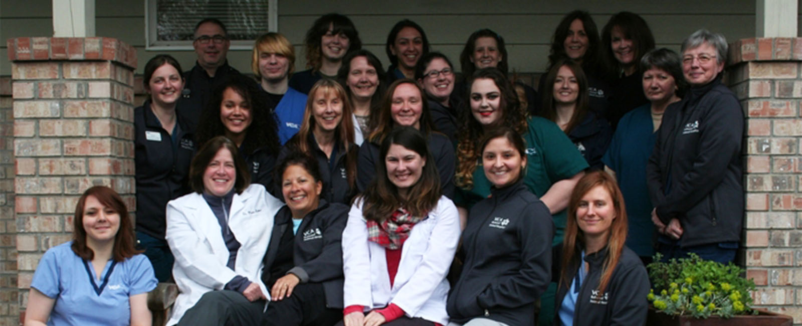 Homepage Team Picture of VCA Redwood Animal Hospital