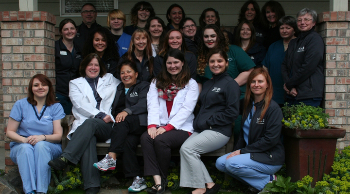 Team Picture of VCA Redwood Animal Hospital