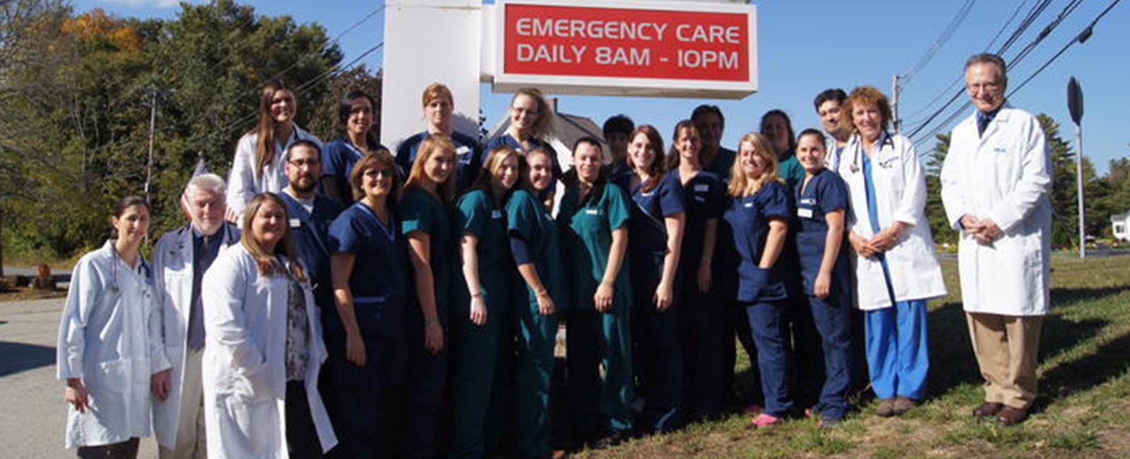 Homepage Team Picture of VCA Roberts Animal Hospital