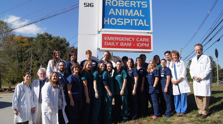 Team Picture of VCA Roberts Animal Hospital