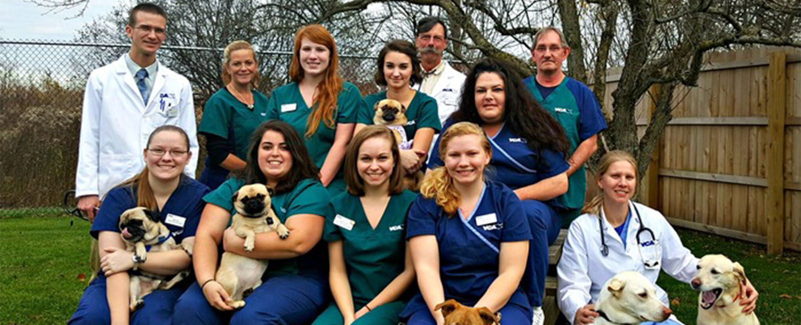 Team Picture of VCA Rome Animal Hospital
