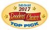 Reader's Choice Award logo