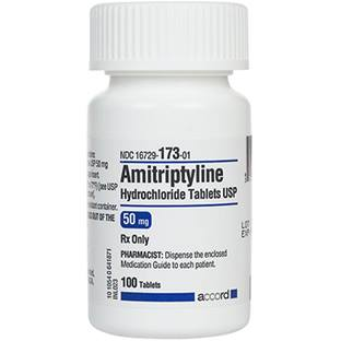 Amitriptyline Tablets