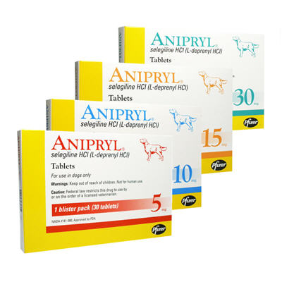 Anipryl® Tablets