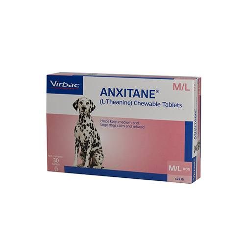 Anxitane® Chewable Tablets