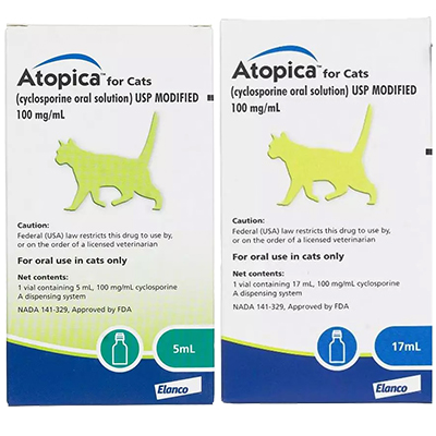 Atopica® for Cats