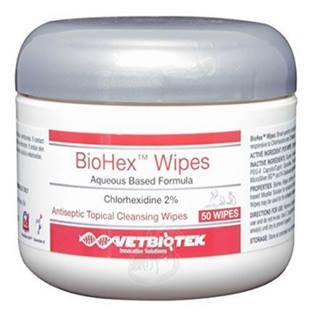 Biohex™ Wipes