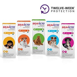 Bravecto® Topical for Dogs