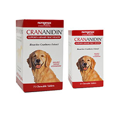 Crananidin® Chewable Tablets