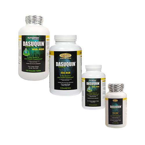 Dasuquin® with MSM Chewable Tablets