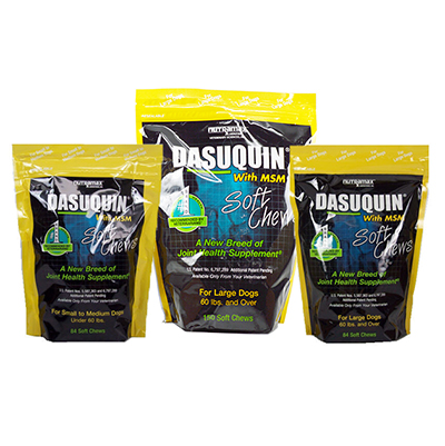 Dasuquin® with MSM Soft Chews