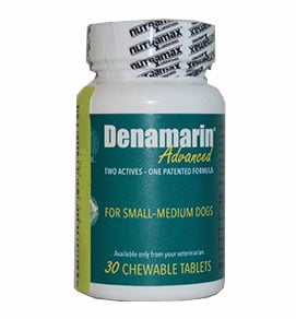 Denamarin® Advanced Chewable Tablets Small/Med Dogs